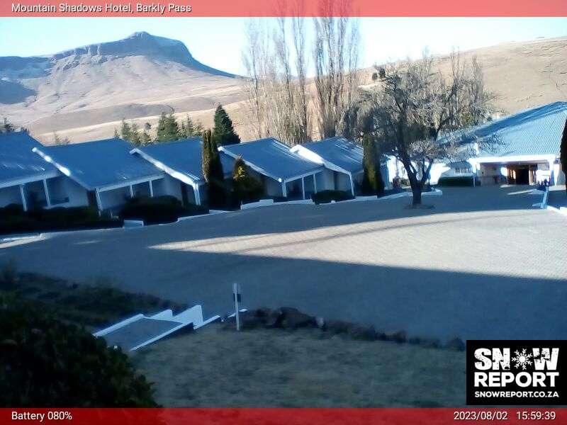 Mountain Shadows Hotel Webcam
