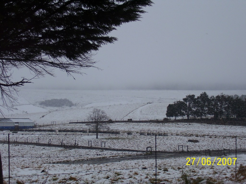Near Creighton, KwaZulu-Natal courtesy of Zandra Pretorius
