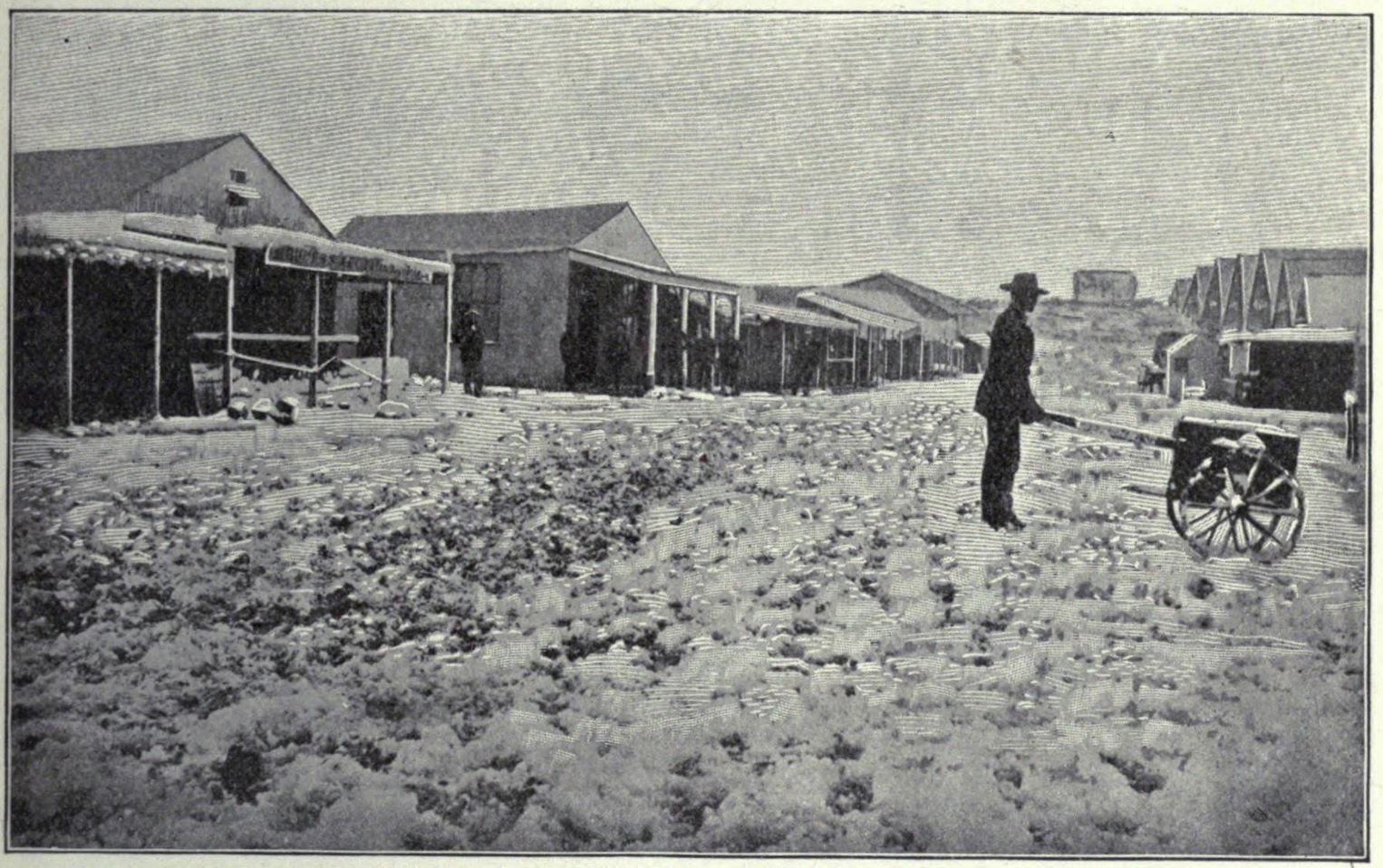 Kimberley South Africa  city pictures gallery : History of Snow in South Africa: 1853 – 2015 | Snow Report SA