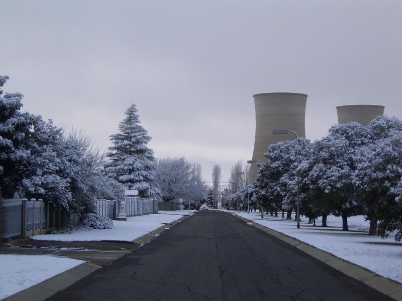 2007 Snow Johannesburg