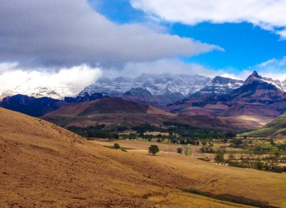 Snow Sightings – Sani Pass, Afriski and KZN Drakensberg