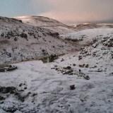 Snow Photos: 17 June 2015 Barkly East, Rhodes, Matroosberg, Ugie