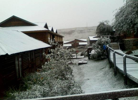 Snow Report – Sneeuberg and Tiffindell, E Cape 02 November 2015