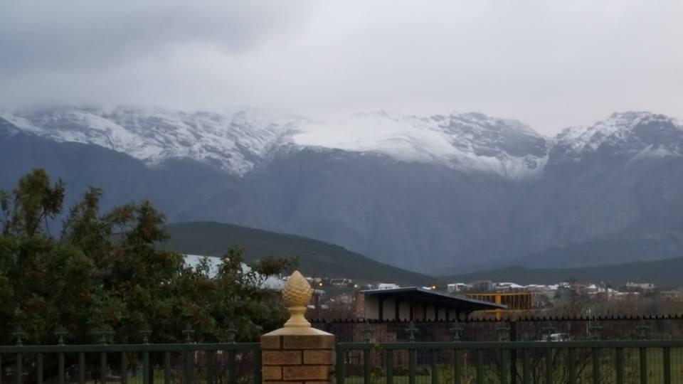 Worcester, Western Cape, Japie Kuhn