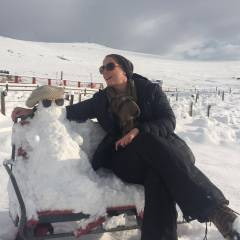Snow Reports: Lesotho 17 August 2016