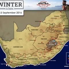 Snow Forecast : 13th September 2016 (KZN Drakensberg, Eastern Lesotho)
