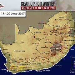 Snow Forecast 19-20 June 2017