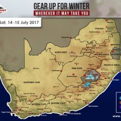 ADVANCED FORECAST: E Cape & Lesotho Fri-Sat, 14-15 July 2017