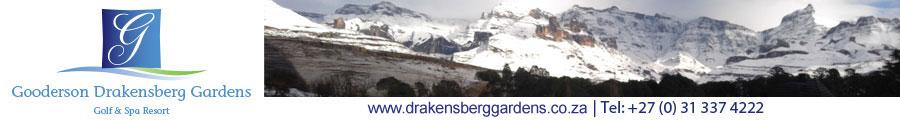Gooderson Drakensberg Gardens
