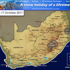 Snow Forecast: 16-17 October, W Cape and E Cape