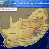 SA Snow Forecast: 27-28 October 2017