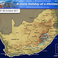 SA Snow Forecast: 27-28 October 2017