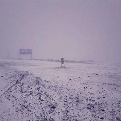 VIDEO: Snow at Afriski 14 July 2018