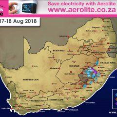 Snow Forecast : KZN, Lesotho 17th/18th August 2018