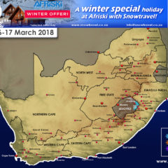 Snow Forecast: Lesotho 16-17 March 2018