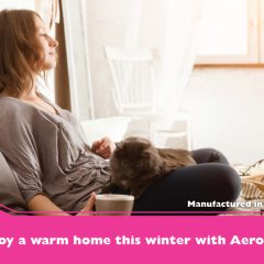 Think Pink This Winter To Keep Your Home Warm!