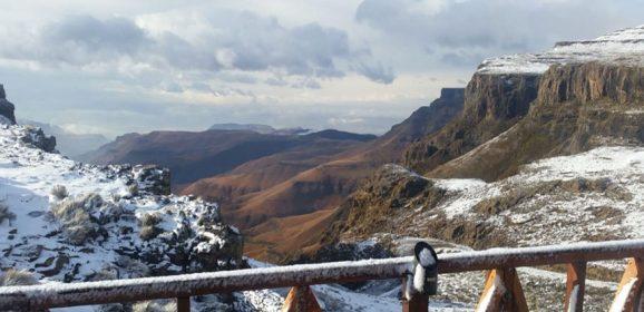 Snow Reports 14 July 2018: Matroosberg, Drakensberg, Sani Pass & Lesotho